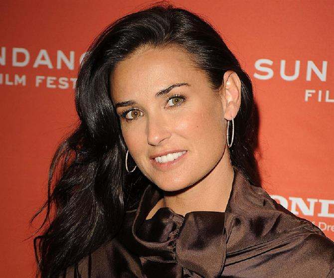 Demi Moore,Κόρη,Scout Willis