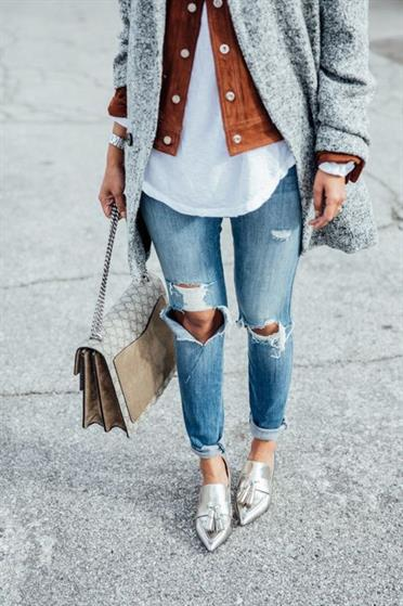 outfits,σύνολα,flat παπούτσια